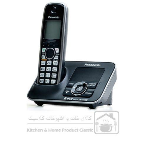 تلفن بی سیم منشی دار پاناسونیک مدل ۳۷۲۱