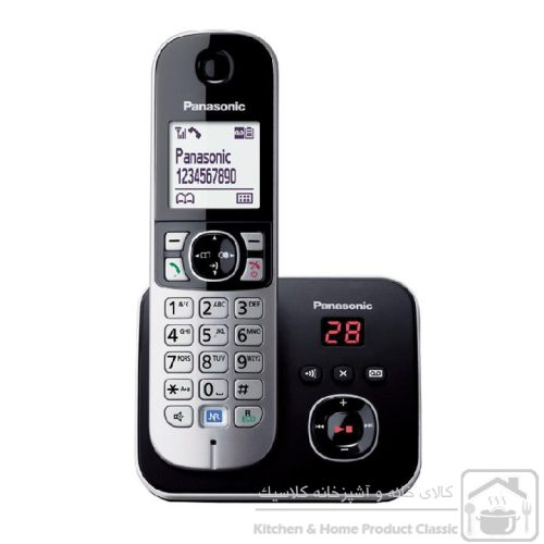 تلفن بی سیم پاناسونیک مدل KXTG6821
