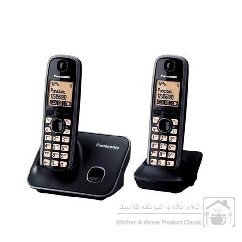 تلفن بی سیم پاناسونیک KXTG3712