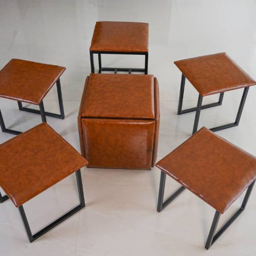 پاف(صندلی) پنج تکه تولیدینو