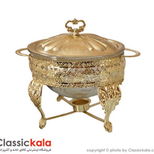 سوپ خوری طلایی سلینا مدل ۵۳۴۸